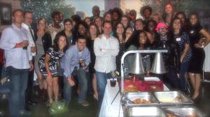 Group Pic at Saturday's Dinner